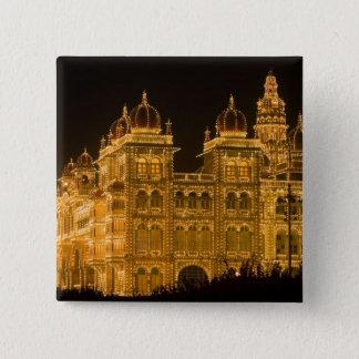 INDIA, Karnataka, Mysore : Majaraja's Palace (b. Button