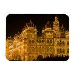 INDIA, Karnataka, Mysore : Majaraja's Palace (b. Vinyl Magnet