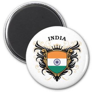 India Fridge Magnet