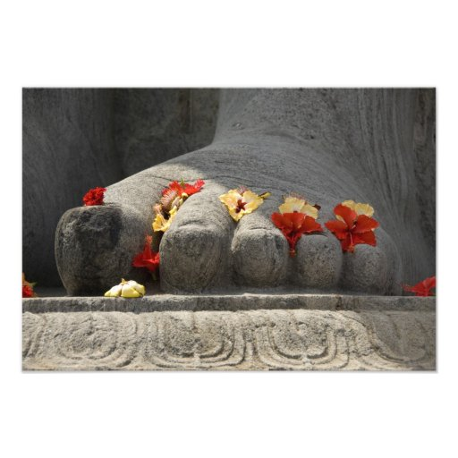 India, Mangalore, Karkala. Jains religion Photo Print