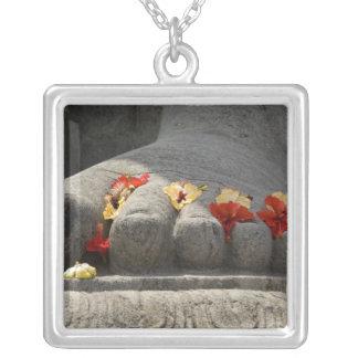 India, Mangalore, Karkala. Jains religion Silver Plated Necklace
