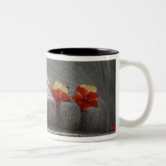 India, Mangalore, Karkala. Jains religion Two-Tone Coffee Mug