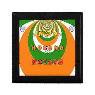 INDIA MATATA HAKUNA GIFT BOX