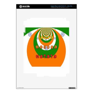 INDIA MATATA HAKUNA SKINS FOR iPad 3