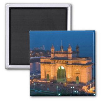 INDIA, Mumbai (Bombay): Gateway of India / Magnets