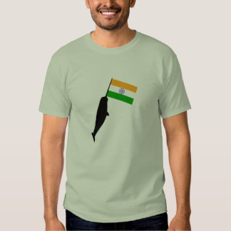 India Narwhal T-shirt