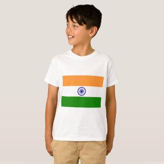 India National World Flag T-Shirt