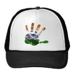 INDIA NICE HAND FLAG PRODUCTS HAT