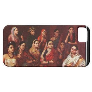 India Ninetinth Century Fashion iPhone 5 Cases