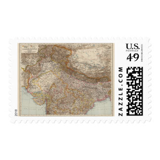 India North Postage Stamp