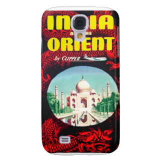India Orient  Samsung Galaxy S4 Cover