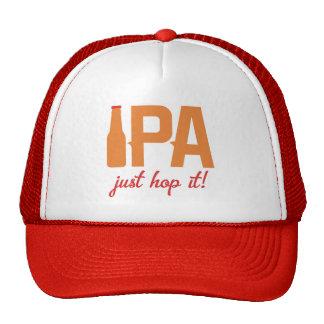 INDIA PALE ALE hat