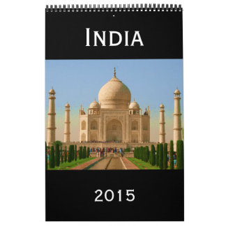india photography 2015 wall calendars