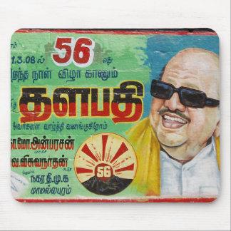 India politician birthday billboard mouse pad