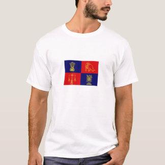 India President Flag T-Shirt