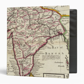 India Proper or the Empire of the Mogul 3 Ring Binder