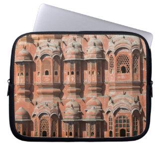 INDIA, Rajasthan, Jaipur: Hawa Mahal (Palace of Computer Sleeve