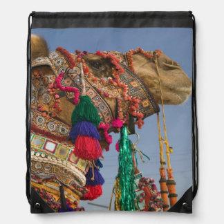 INDIA, Rajasthan, Pushkar: PUSHKAR CAMEL FAIR, Cinch Bag