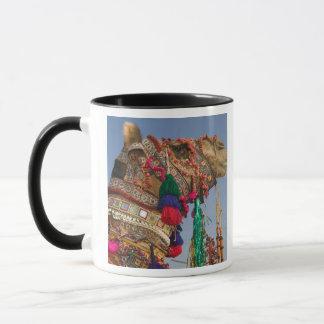 INDIA, Rajasthan, Pushkar: PUSHKAR CAMEL FAIR, Mug