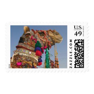 INDIA, Rajasthan, Pushkar: PUSHKAR CAMEL FAIR, Postage