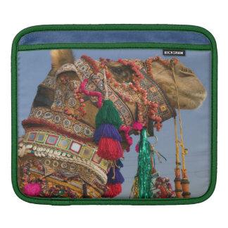 INDIA, Rajasthan, Pushkar: PUSHKAR CAMEL FAIR, Sleeve For iPads