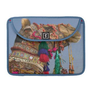 INDIA, Rajasthan, Pushkar: PUSHKAR CAMEL FAIR, Sleeve For MacBook Pro