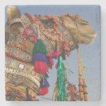 INDIA, Rajasthan, Pushkar: PUSHKAR CAMEL FAIR, Stone Coaster