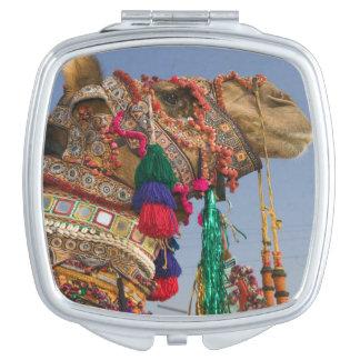 INDIA, Rajasthan, Pushkar: PUSHKAR CAMEL FAIR, Vanity Mirrors