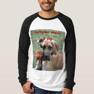 india_rana2, everyone needs a toy T-Shirt