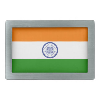 India Rectangular Belt Buckle