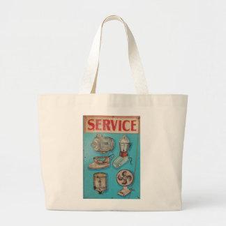 India service shop bag