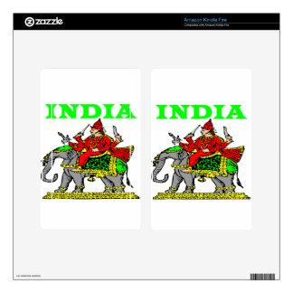 INDIA KINDLE FIRE SKINS