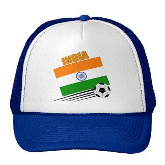India Soccer Team Trucker Hat