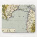 India, Sri Lanka Mouse Pad