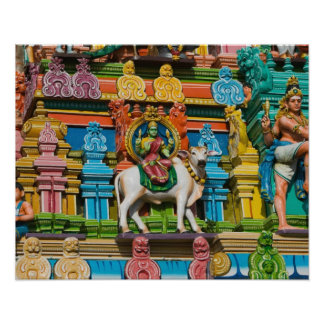 INDIA, Tamil Nadu, Chennai: Kapaleeshwarar Posters