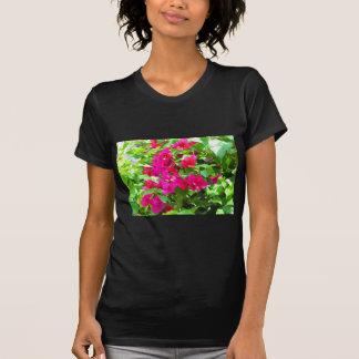 India travel flower bougainvillea floral emblem T-Shirt
