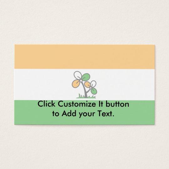 India Trinamool Congress, India Business Card