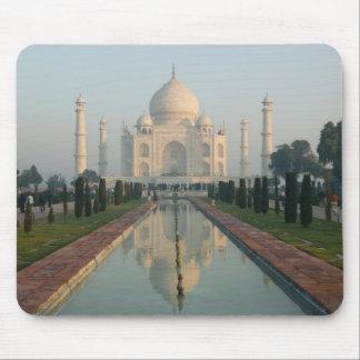 INDIA Uttar Pradesh Agra Taj Mahal Morning Mouse Pads