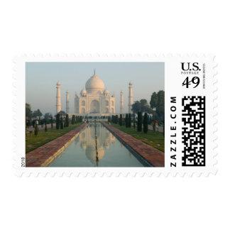 INDIA, Uttar Pradesh, Agra: Taj Mahal, Morning Postage