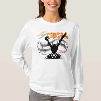 India 'We Did It' ICC Cricket World Champs Hoodie
