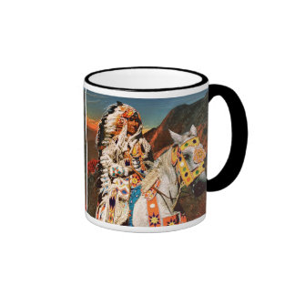 Indian 1B Mug