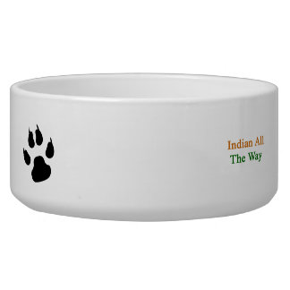 Indian All The Way Pet Water Bowls