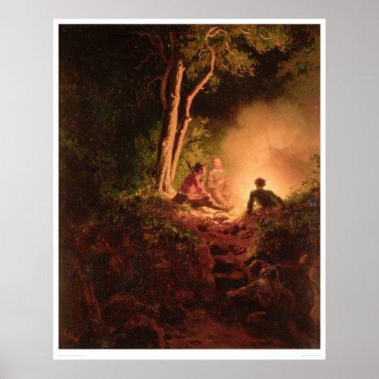 Indian Ambush (1165B) Poster