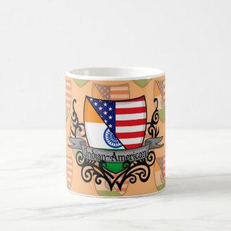 Indian-American Shield Flag Coffee Mug