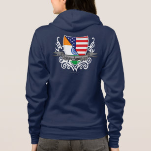 d821e4de7 Indian Flag Hoodies & Sweatshirts | Zazzle