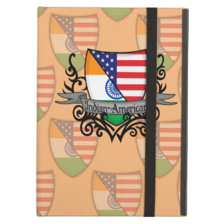 Indian-American Shield Flag iPad Cover