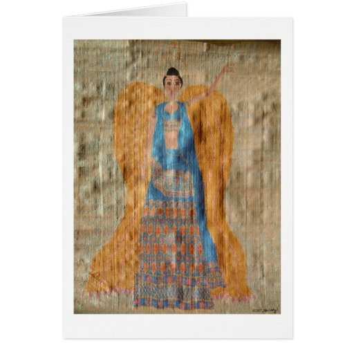 Indian Angel Card