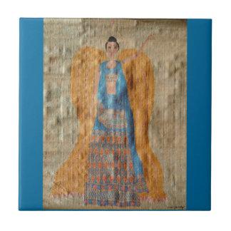 Indian Angel Tile