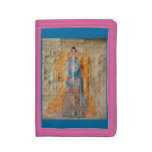 Indian Angel Tri-fold Wallets