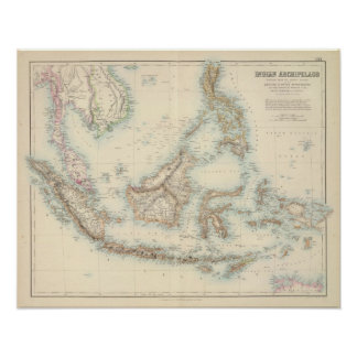 Indian Archipelago Posters